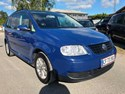 VW Touran FSi Highline 1,6