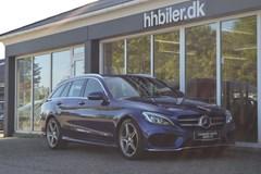 Mercedes C220 BlueTEC AMG Line stc. aut. 2,2