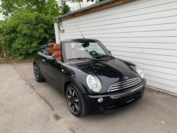 Mini Cooper Cabriolet 1,6