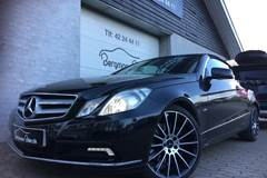 Mercedes E350 CDi Avantgarde Cab. aut. BE 3,0