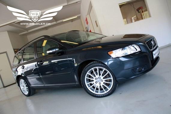 Volvo V50 D Momentum aut. 2,0