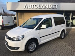VW Caddy TSi 85 Trendline 1,2