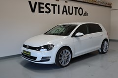 VW Golf VII TDi 105 Edition 40 DSG BMT Van 1,6