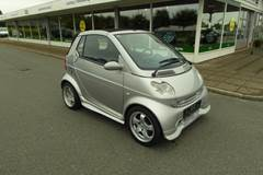 Smart City Coupé Cabrio Pure 55 aut. 0,6