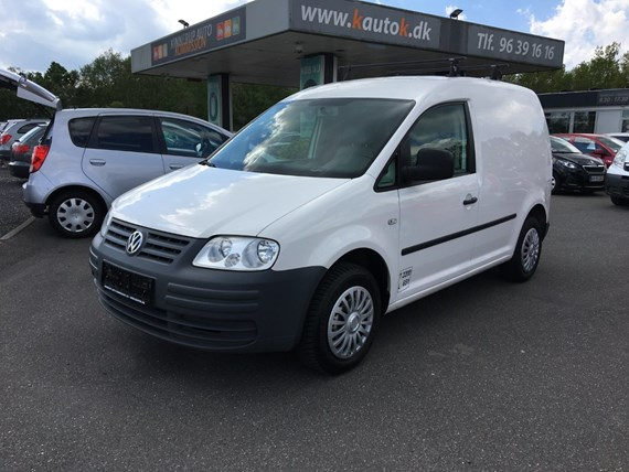 VW Caddy TDi 1,9