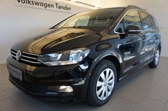 VW Touran TDi 115 Comfortl. Connect DSG 1,6