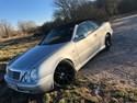 Mercedes CLK230 2,3