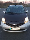 Toyota Aygo Plus 5d 1,0