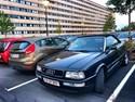Audi 80 Cabriolet  2,3