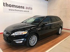 Ford Mondeo TDCi 140 Collection stc. 2,0