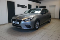 Mazda 3 Sky-G 100 Core 1,5