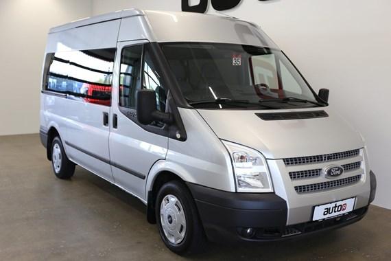 Ford Transit 300M Kombi TDCi 125 FWD 2,2
