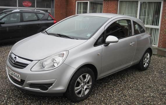 Opel Corsa CDTi 75 eco 1,3