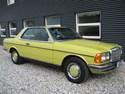 Mercedes 230 C Coupé 2,3
