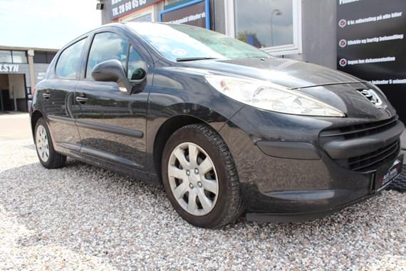 Peugeot 207 HDi XR+ 1,4