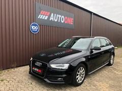 Audi A4 TDi 136 Ultra S-line Avant 2,0
