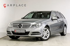 Mercedes C200 CDi Avantgarde stc. aut. BE 2,2