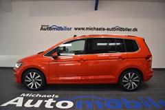 VW Touran TDi 190 Highline DSG BMT 2,0