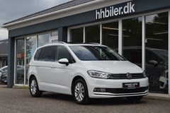 VW Touran TSi 150 Highline BMT 1,4