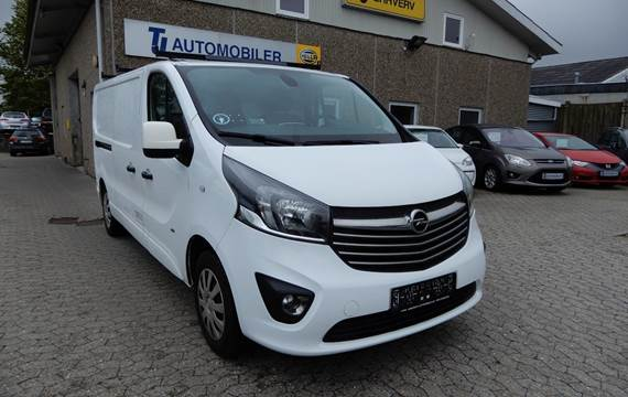 Opel Vivaro CDTi 120 Sportive L2H1 1,6