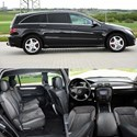 Mercedes R320 7 pers 3,0