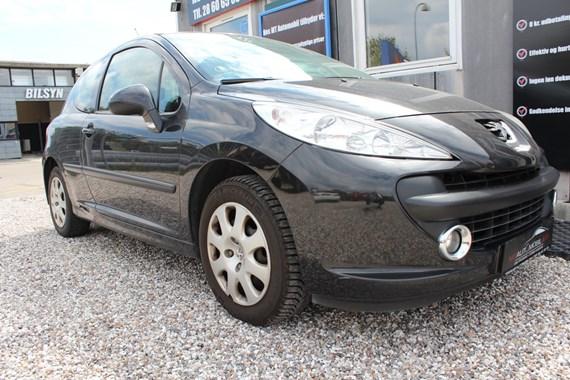 Peugeot 207 S16 1,6