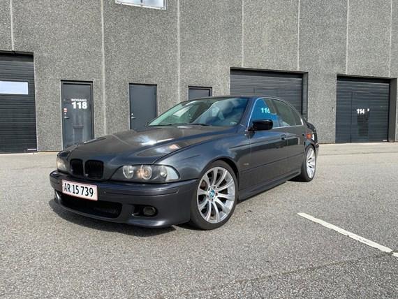 BMW 528i Steptr. 2,8
