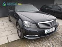 Mercedes C200 CDi Elegance stc. aut. BE 2,2