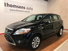 Ford Kuga TDCi 136 Trend 2,0