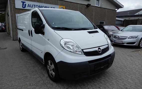 Opel Vivaro CDTi 114 Van Edition L2H1 eco 2,0