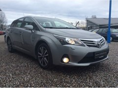 Toyota Avensis D-4D 150 T3 stc. 2,2