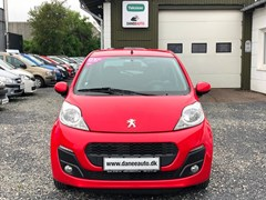Peugeot 107 Champion 1,0