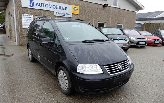 VW Sharan TDi 115 1,9