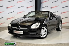 Mercedes SLK250 CDi aut. BE 2,2