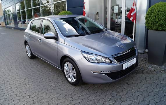 Peugeot 308 BlueHDi 120 Collection 1,6