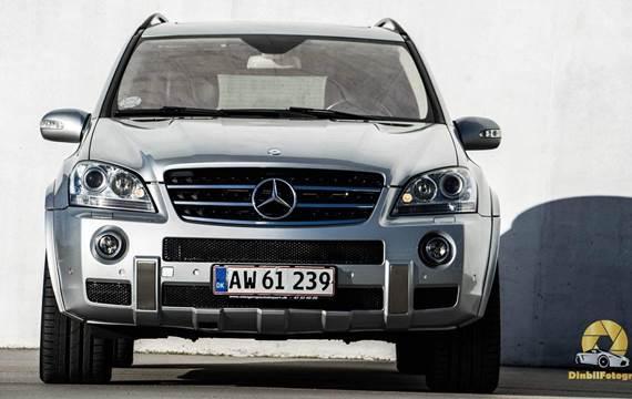 Mercedes ML63 AMG aut. 4-M 6,3
