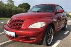 Chrysler PT Cruiser GT Turbo Cabriolet 2,4