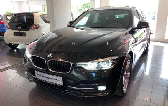 BMW 320d Touring Sport Line aut. 2,0