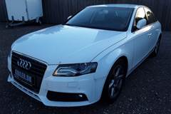 Audi A4 TDi 143 Multitr. 2,0