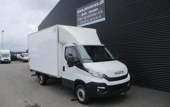 Iveco Daily 2,3 35S16  D Alu.kasse m/lift  Van