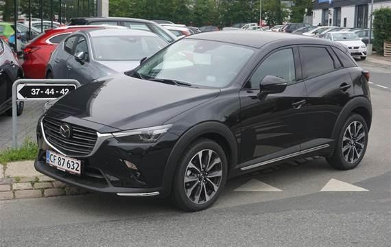 Mazda CX-3 2,0 Skyactiv-G Optimum  5d 6g Aut.