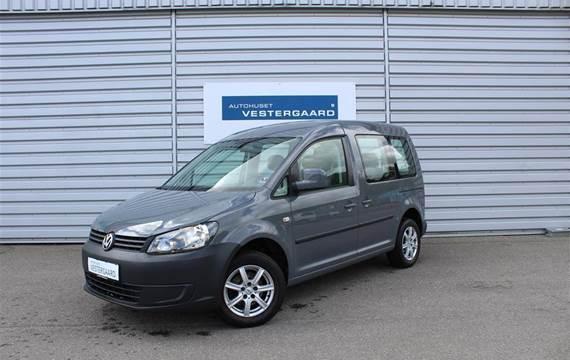 VW Caddy TSI  1,2