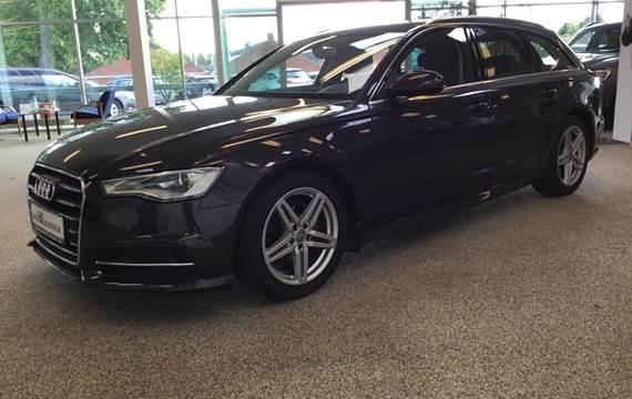 Audi A6 TDi 190 Ultra Avant quat. S-tr 2,0