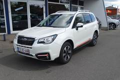 Subaru Forester XS X-Break CVT AWD 2,0