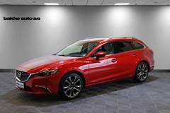 Mazda 6 Sky-G 192 Optimum stc. aut. 2,5