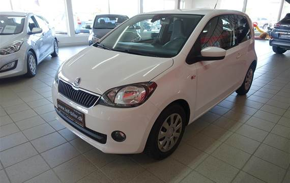 Skoda Citigo Ambition Greentec  3d 1,0
