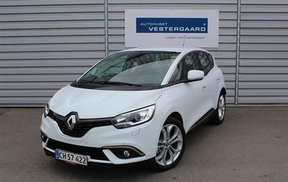 Renault Scénic Energy TCe Zen EDC  7g Aut. 1,3