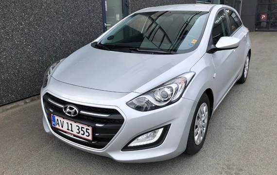 Hyundai i30 GDi Active+ 1,6