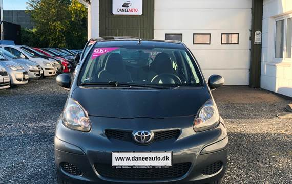 Toyota Aygo Air+ MMT 1,0