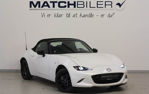 Mazda MX-5 Sky-G 132 Roadster Edition 1,5